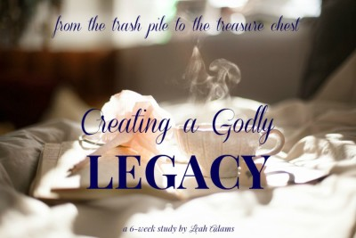 Legacy Bible study