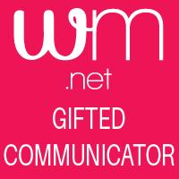 WM badge