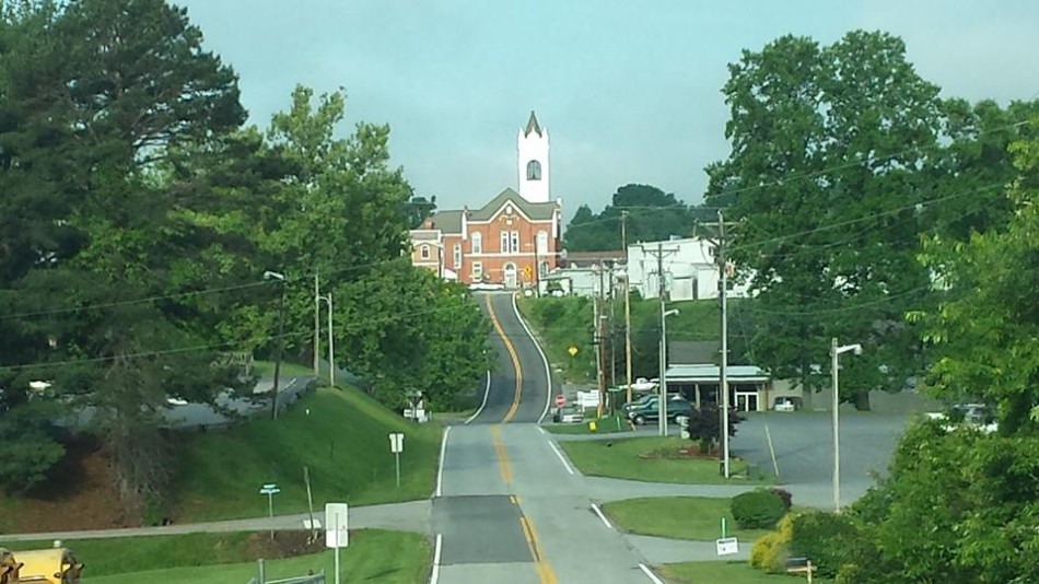 The Historic Union County Courthouse