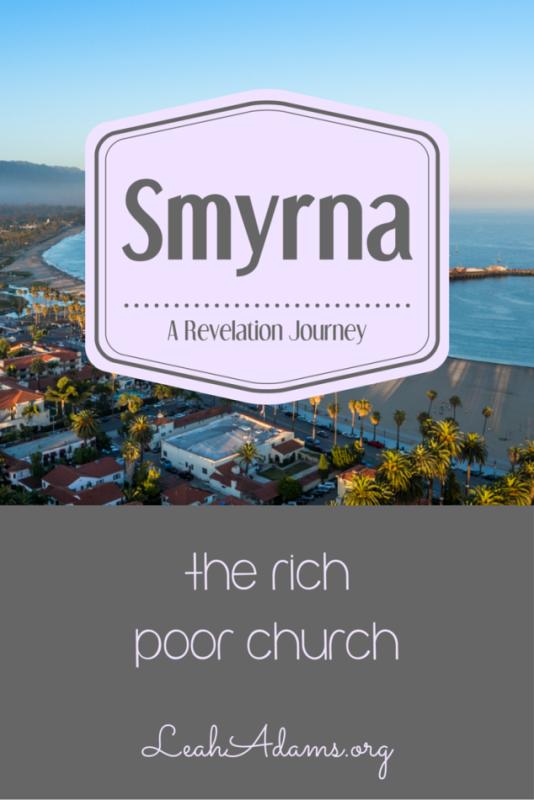 Revelation Study Smyrna