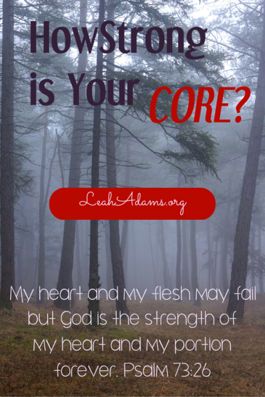 How Strong Is Your Core?