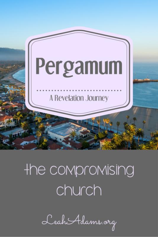 Pergamum ~ The Compromising Church