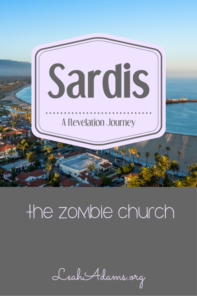 Sardis ~ Revelation