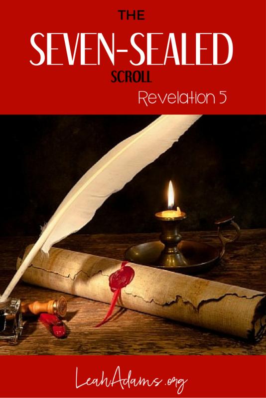 Seven Sealed Scroll of Revelation 5