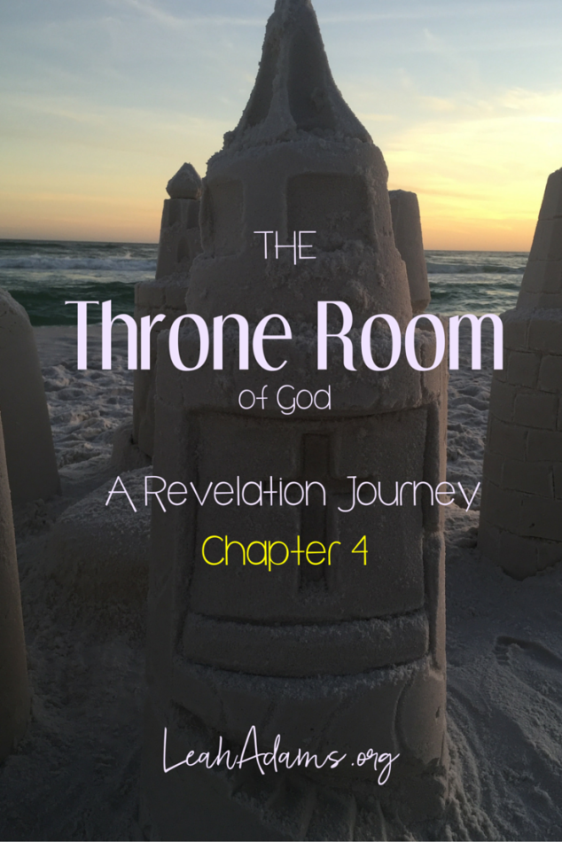 photograph about Printable Revelation Bible Study called The Throne Space of God ~ Revelation 4