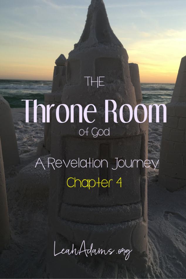 The Throne Room of God Revelation 4