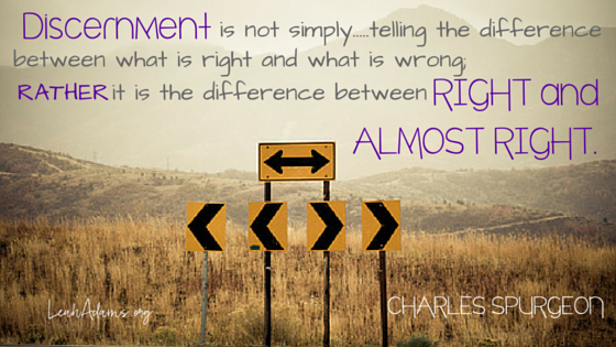Can you discern the difference between right and almost right