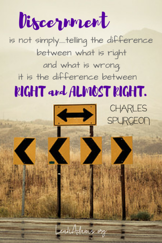 The Difference between Right and Almost Right