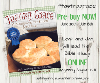 Tasting Grace Pre-buy
