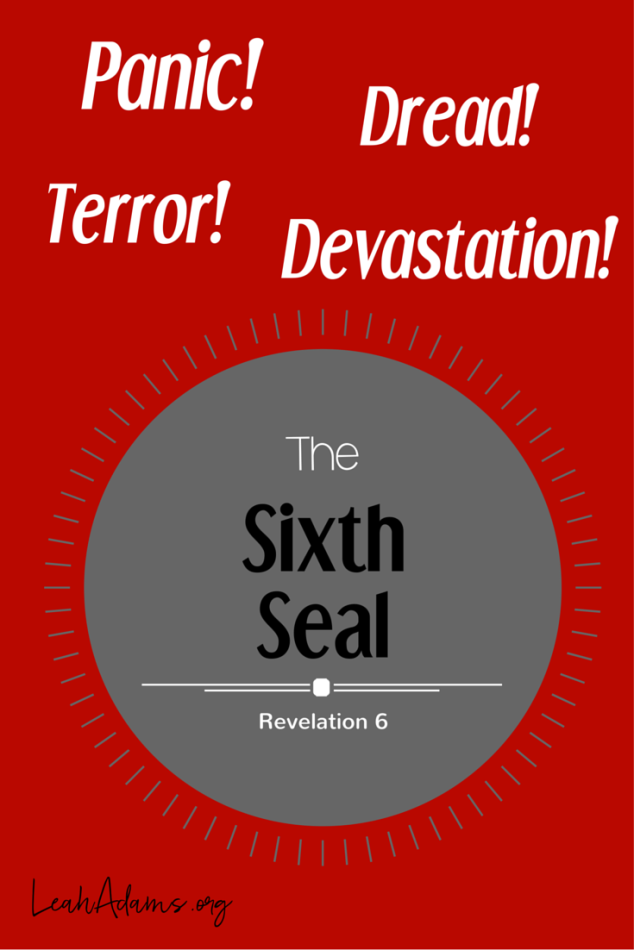 The 6th Seal of Revelation 6