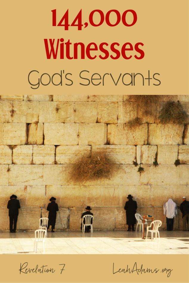 144,000 Witnesses of Revelation 7