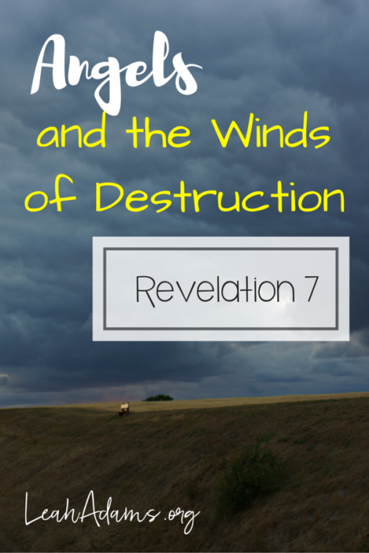 Angels and the Winds of Destruction