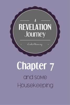 Revelation 7 and Housekeeping