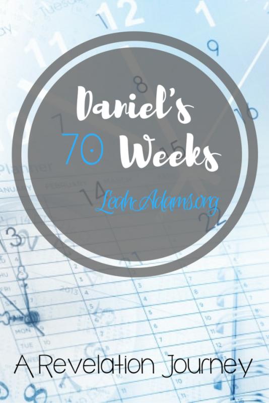 Daniel's 70 Weeks Revelation Journey