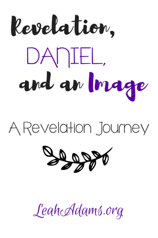 revelation daniel and an image