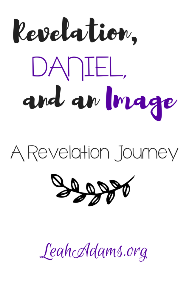 Revelation, Daniel, and an Image