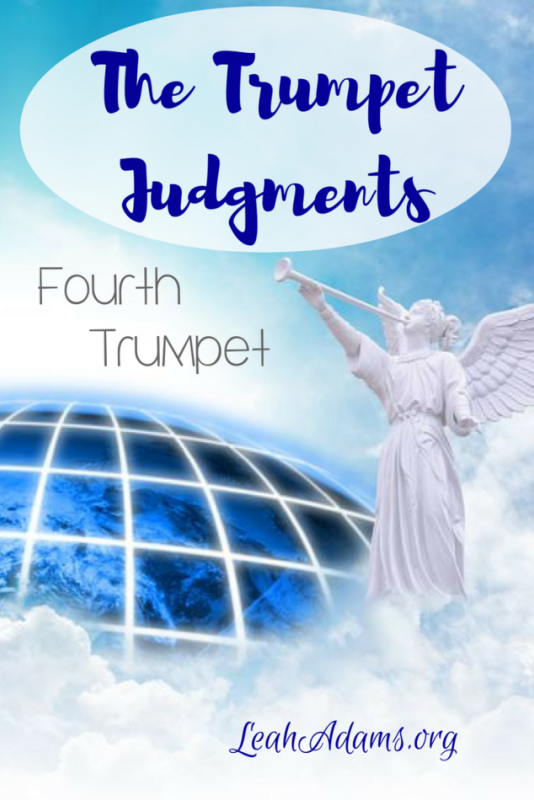 The Fourth Trumpet of Revelation 8