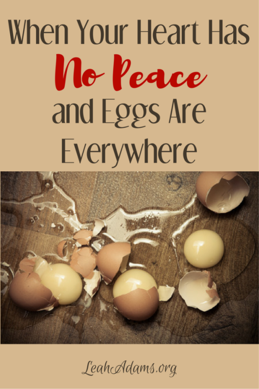 Eggs and Peace