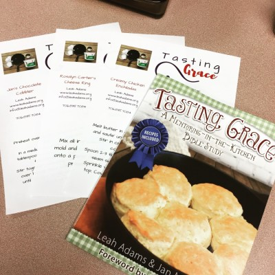 Tasting Grace recipes