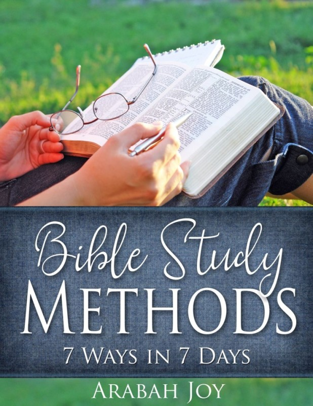 Bible Study Methods 7 Way in 7 Days