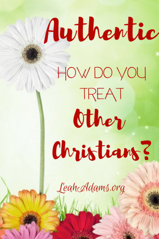 Romans 12 10 How Do you Treat Other Christians