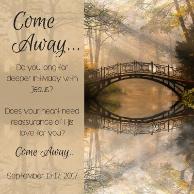 Come Away retreat