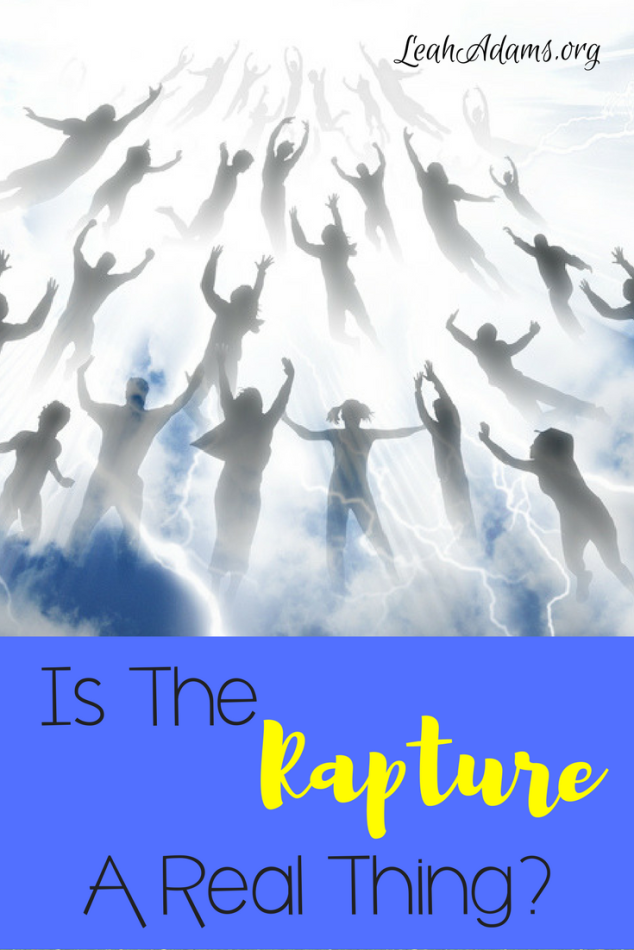 Is the Rapture a Real Thing?