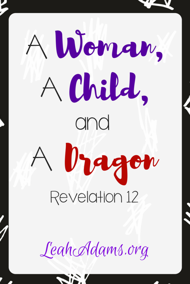 A woman A Child and A Dragon