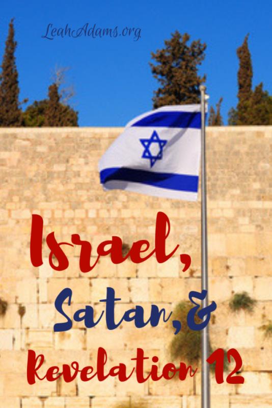 Israel Satan and Revelation 12